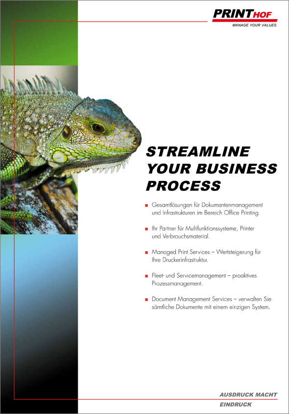 Streamline Your Business Process