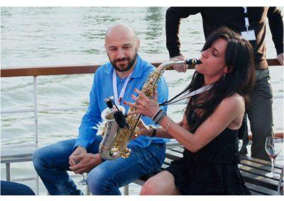 Saxophon mit Leidenschaft