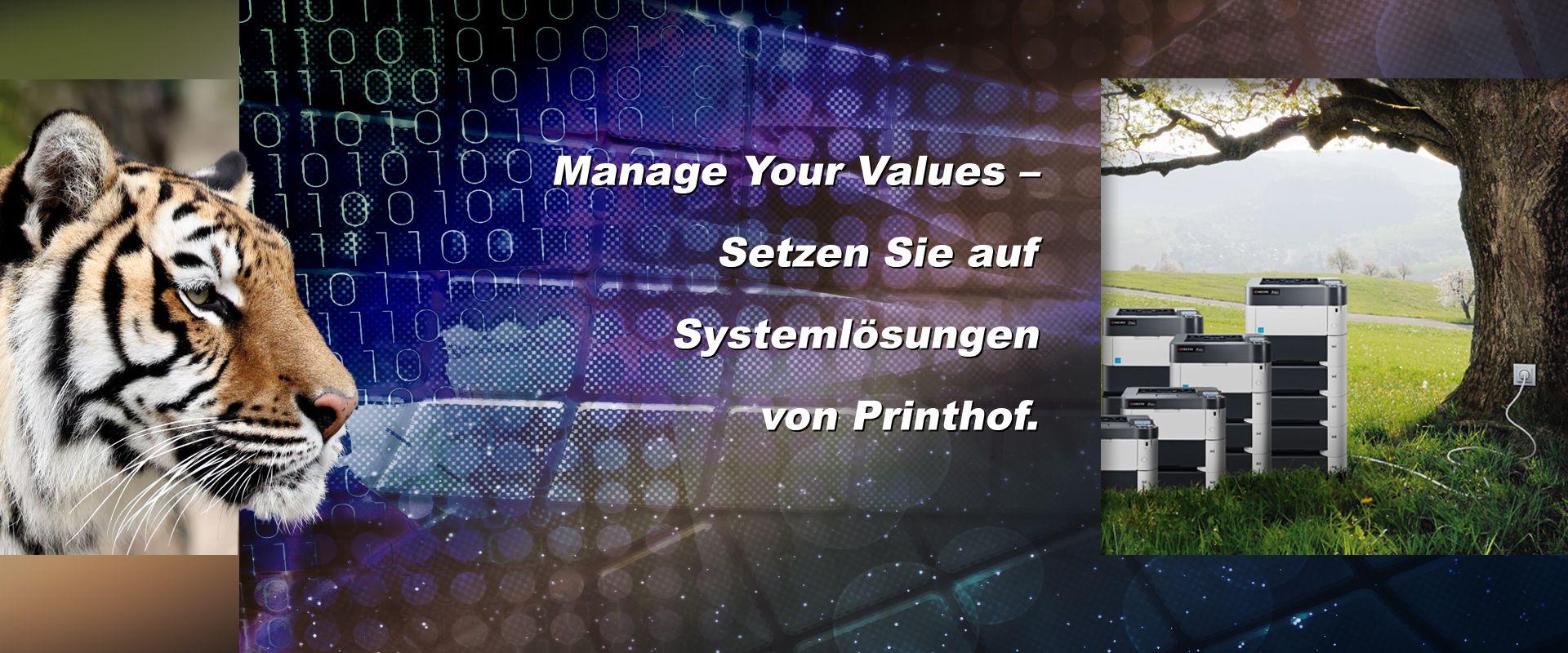 Kyocera S/W-Systeme by Printhof